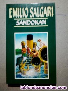 Sandokan de emilio salgari editorial orbis s.a.