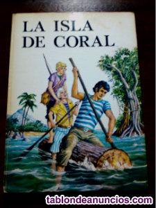 La isla de coral, r. Ballantyne, editorial cantábrica col. Radar nº 1
