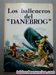 Los balleneros del danebrog editorial cantábrica col. Radar nº 2