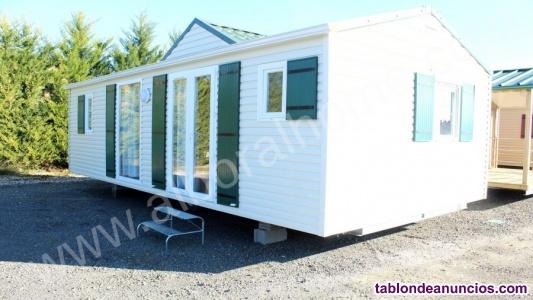 Mobil homes / casas moviles / casas prefabricadas mod. Atenea