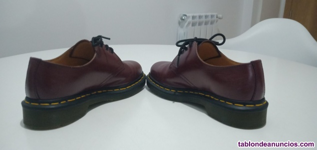 Zapatos dr. Martens mujer