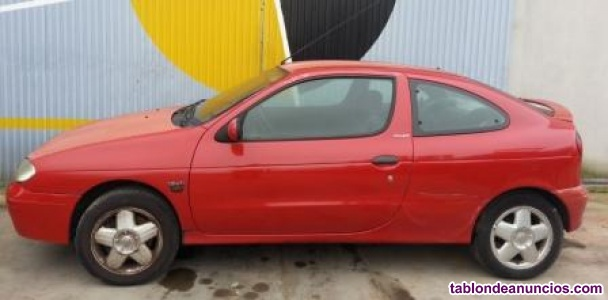 Despiece completo RENAULT - MEGANE I COUPE F II 1. 9 DTI 98,