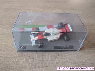 Miniaturas coches F1 clásicos