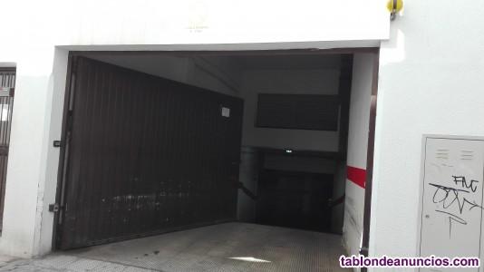 Garaje en el centro de sanlucar