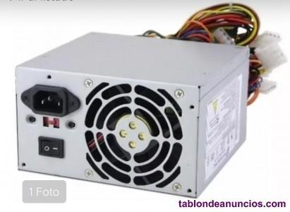 Fuente de Alimentación ATX 500w para PC