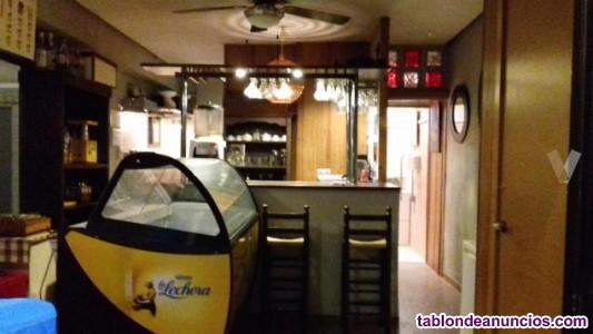 Alquiler preciosa cafeteria 1 linea playa de gandia-8500 Eur/año