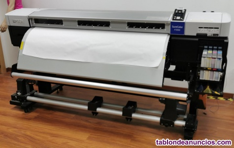 Plotter sublimación epson f7200 + pc con rip
