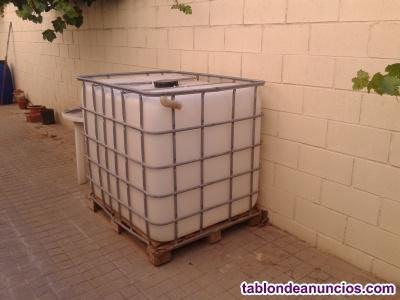 Contenedor 1000 litros