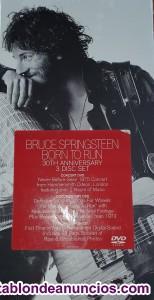 Bruce springteen born to run 30th aniversary 3 disc