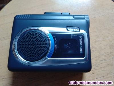 Vendo mini cassette grabador panasonic