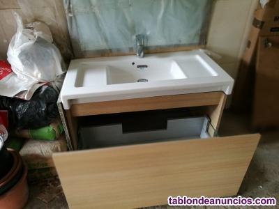 Mueble baño nuevo
