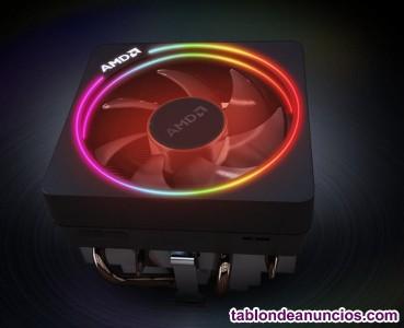 DISIPADOR WRAITH PRISM CON ILUMINACION LED RGB