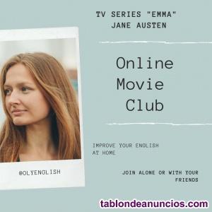 Online English Movie Club