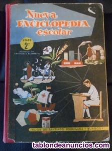 Nueva enciclopedia escolar 2º grado