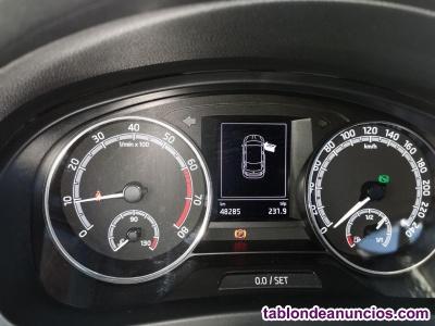 VENDO SKODA RAPID 1.4 TURBO 125CV CAMBIO DSG 7 VELOCIDADES