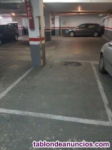 Alquiler plazas parking motos