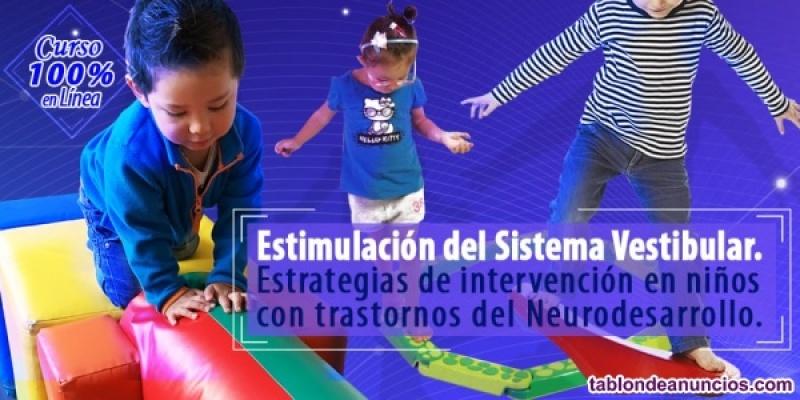 Estimulación del l sistema vestibular