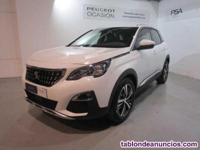 Peugeot 3008 allure 1.2 pure tech 130cv gasolina