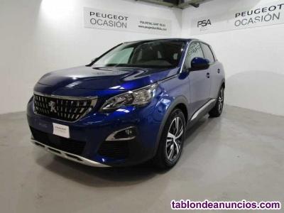 Peugeot 3008 allure pure tech 130cv eat8  automático
