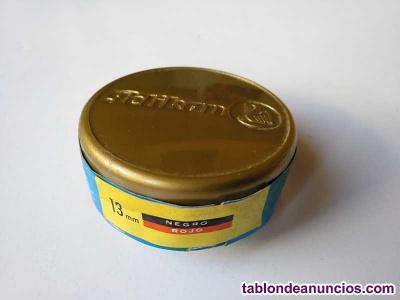 CAJA CON CINTA PELIKAN 13 mm NEGRO ROJO GRUPO 37 Restysuma Olivetty - BAUMWOLLE