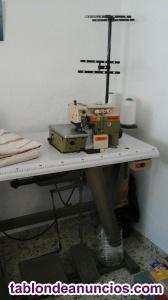 Maquina de coser remalladora