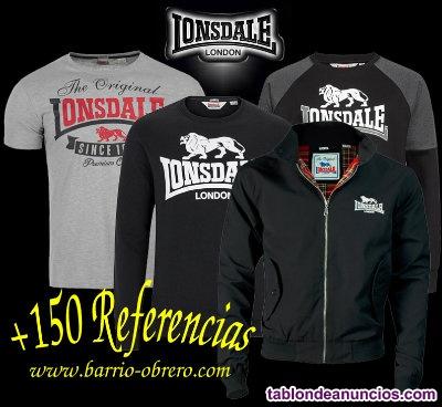 Lonsdale London - Boxing wear. Más de 100 referencias disponibles