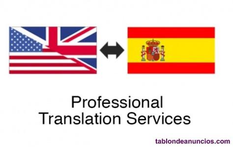 Traductor jurídico y financiero