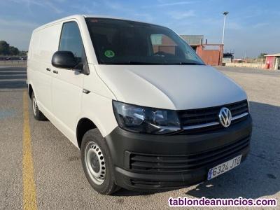 Volkswagen Transporter TDI 102Cv Ideal Camperizar