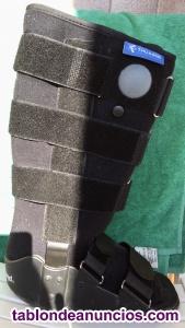 Bota ortopedica pie derecho talla 38-42