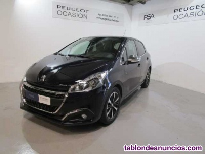 Peugeot 208 tech edition pure tech 110cv eat6 automático