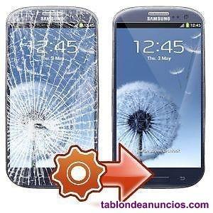 Socio web de reparación de móviles