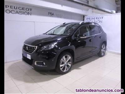 Peugeot 2008 allure 1.2 pure tech 110cv eat6 autmático