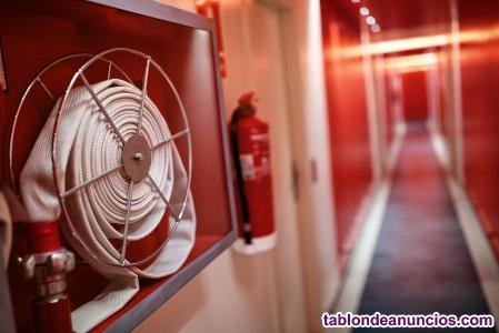 Venta empresa extintores / pci asturias