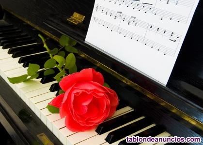 Clases de piano por Skype o al domicilio