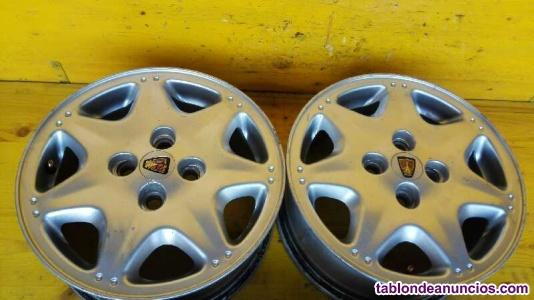 JUEGO DE LLANTAS ALUMINIO  MG ROVER SERIE 200 (XW) 216 Coupe