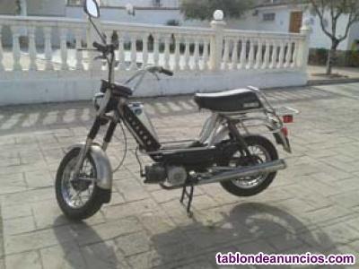 Ciclomotor marca puch modelo x-40 impecable. Zona de toledo