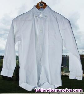 Camisa BTS BLANCA T8
