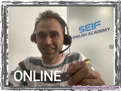 Inglés online desde 70€/mes en Seif English Academy
