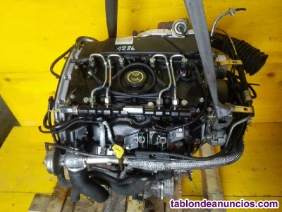 MOTOR COMPLETO  FORD MONDEO TURNIER (GE) Ghia X (06.2003->) (D)
