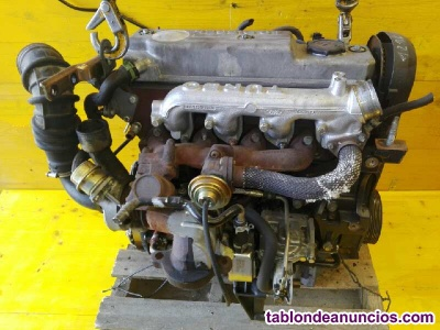 MOTOR COMPLETO  FORD MONDEO BERLINA (GD) Ambiente