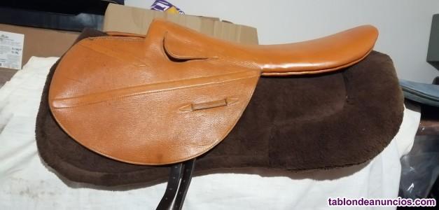 Montura /silla de carreras de caballos