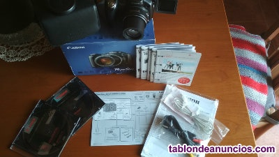 CAMARA CANON POWERSHOT S3 IS
