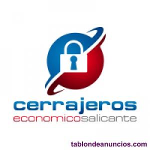 Cerrajeros Economicos Alicante