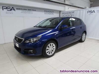 Peugeot 308 style 1.5 blue hdi 130cv  diesel