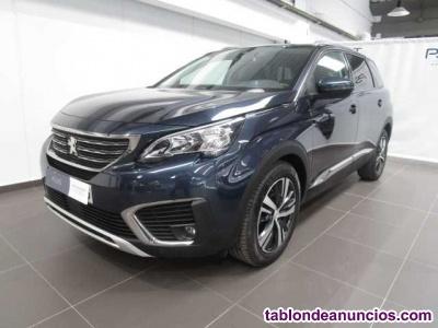Peugeot 5008 allure 1.2 pure tech  130cv gasolina