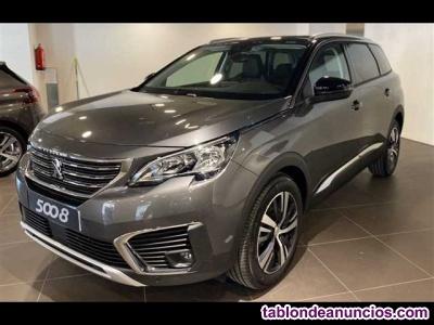 Peugeot 5008 allure 1.2 pure tech  130cv gasolina 15.000km