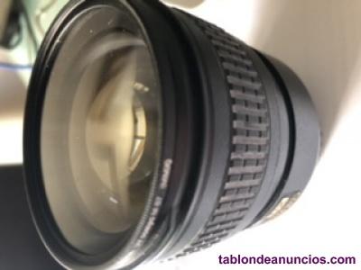 Objetivo 18-70mm NIKON F3,5 4,5 G-ED _DX