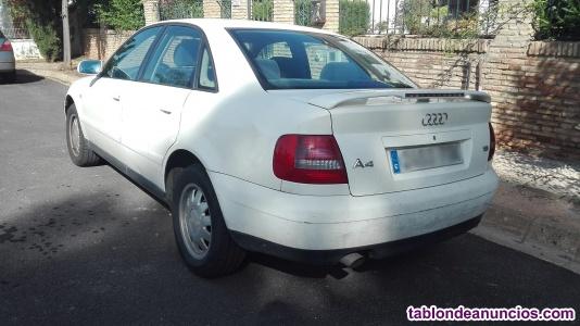 AUDI A4 matriculado 2000