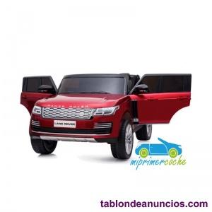 Coche Eléctrico Infantil Range Rover 12v