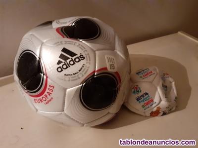 Balón adidas euro 2008 nuevo sin estrenar